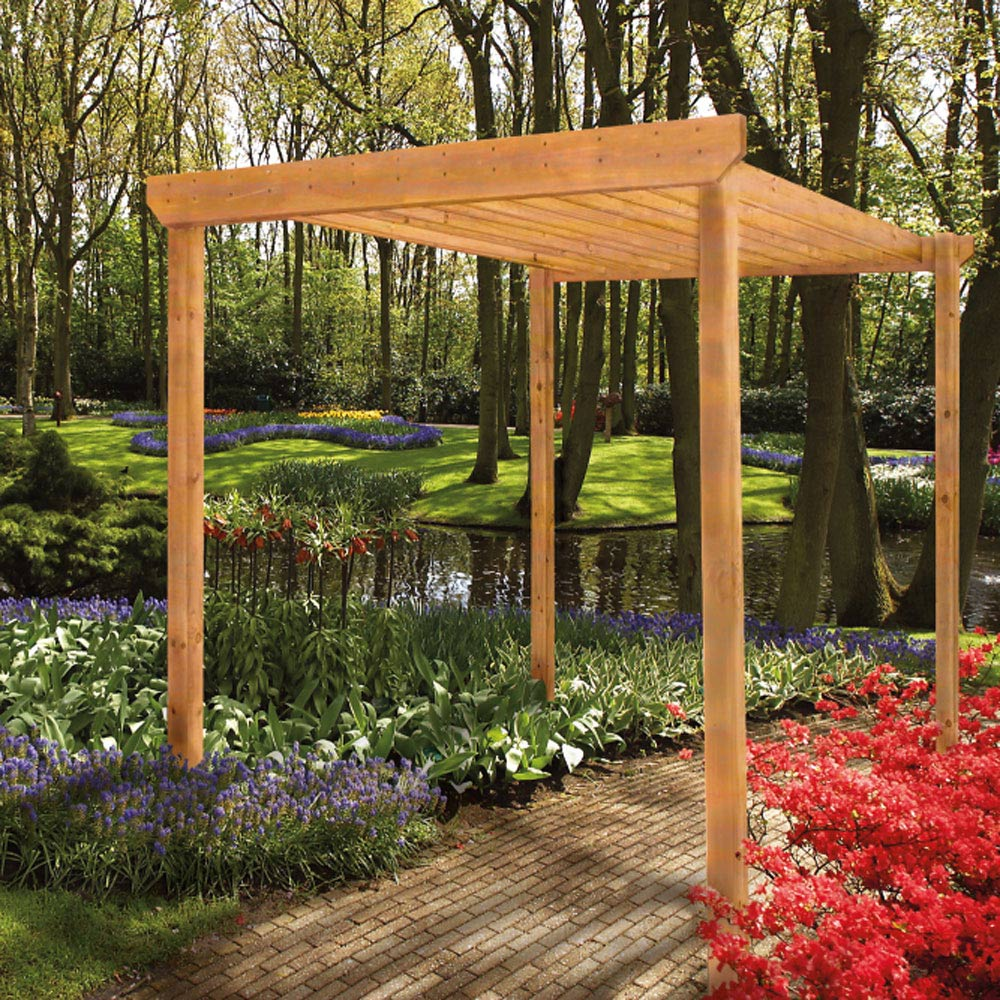 That Every pergola Should Know