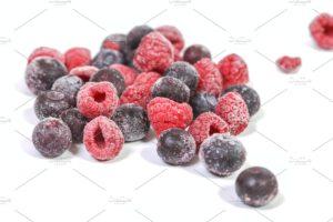 Quality Frozen Berries