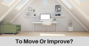 Home improvement and moving house